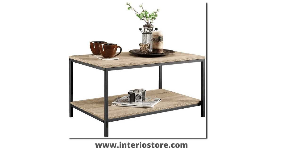 solid-wood-rectangular-coffee-table-for-living-room