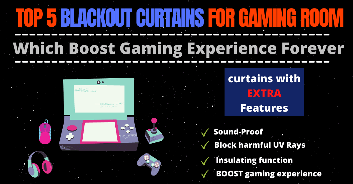 Top-5-blackout-curtains-for-gaming-room