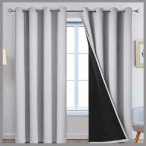 light-grey-blackout-curtains